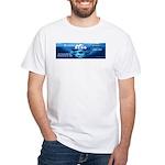 Bilderberg Iceberg White T-Shirt
