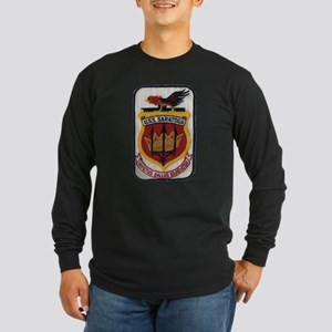 USS SARATOGA Long Sleeve Dark T-Shirt