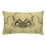 Stylized Angel Wings Pillow Case