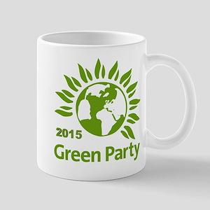 Green Party 2015 Mug Mugs