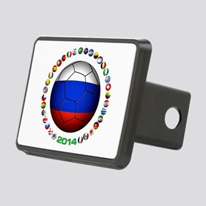 Russia soccer Hitch Cover