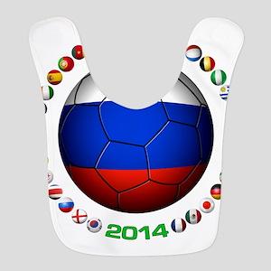 Russia soccer Bib