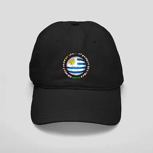 Uruguay soccer futbol Baseball Hat