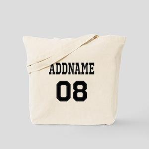 Custom Sports Theme Tote Bag