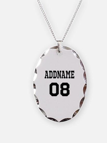 Custom Sports Theme Necklace