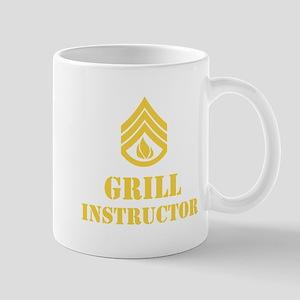 Grill Instructor Mugs