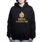 Grill Instructor Women's Hooded Sweatshirt