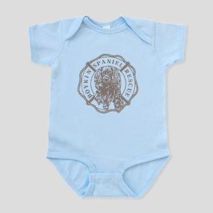 BSR Logo Baby Light Bodysuit