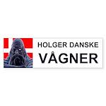 Holger Danske Vågner Bumper Sticker