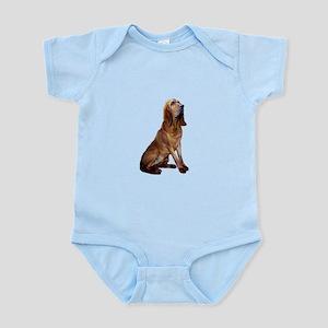 Bloodhound (sit) Infant Bodysuit