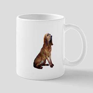 Bloodhound (sit) Mug