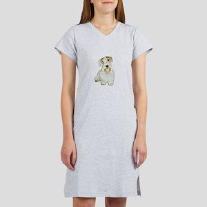 Sealyham T (#1L) Women's Nightshirt