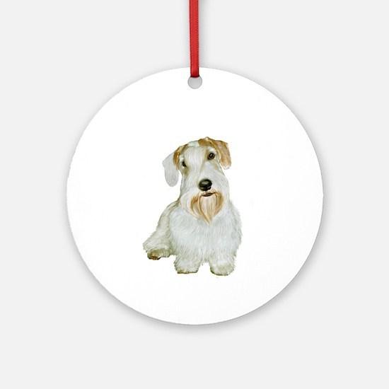 Sealyham T (#1l) Ornament (round)