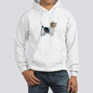 Petit Bassett (stand) Hooded Sweatshirt