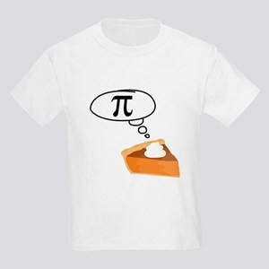 Pumpkin Pie Pi Math Humor T-Shirt