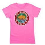 USS CALIFORNIA Girl's Tee