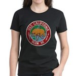 USS CALIFORNIA Women's Dark T-Shirt