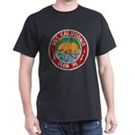 USS CALIFORNIA Dark T-Shirt