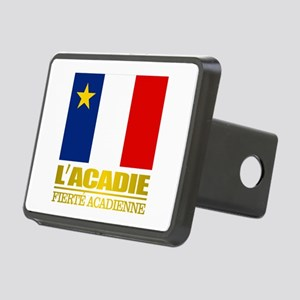 Acadian Flag Hitch Cover