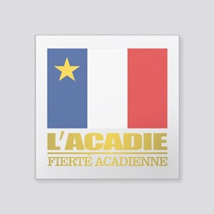 Acadian Flag Sticker