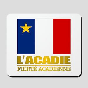 Acadian Flag Mousepad