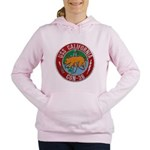 USS CALIFORNIA Women's Hooded Sweatshirt