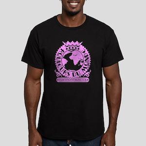 Rouleurs Du Monde Pink T-Shirt