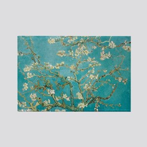 van gogh almond blossoms Magnets