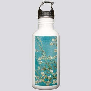 van gogh almond blossoms Water Bottle
