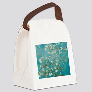 van gogh almond blossoms Canvas Lunch Bag
