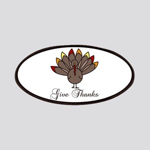 Give Thanks Patches