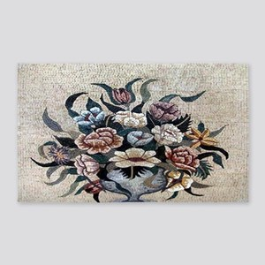 Floral Boquet 3'x5' Area Rug
