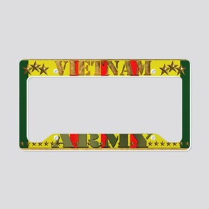 Harvest Moons Army Vietnam Campaign Ribbon License