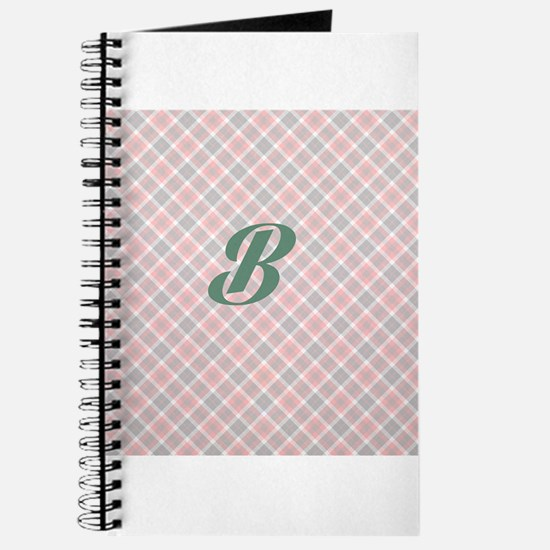 Monogram B Journal