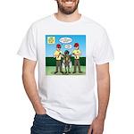 Bug Patrol White T-Shirt