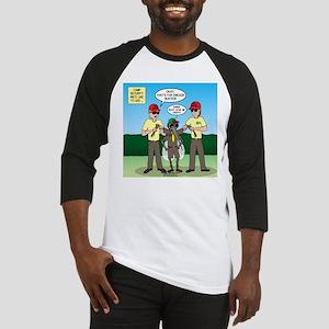Bug Patrol Baseball Jersey