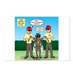Bug Patrol Postcards (Package of 8)