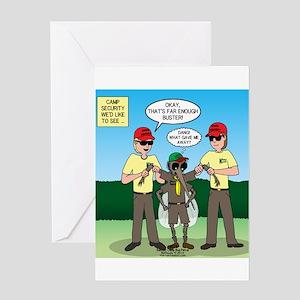 Bug Patrol Greeting Card