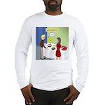 Dip Warning Long Sleeve T-Shirt