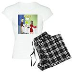 Dip Warning Women's Light Pajamas