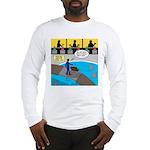 TV Show Bad Ideas Long Sleeve T-Shirt