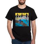 TV Show Bad Ideas Dark T-Shirt