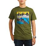 TV Show Bad Ideas Organic Men's T-Shirt (dark)