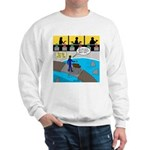 TV Show Bad Ideas Sweatshirt