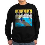 TV Show Bad Ideas Sweatshirt (dark)