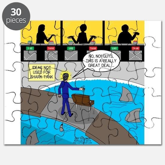 TV Show Bad Ideas Puzzle
