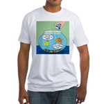 Filet of Fish Fitted T-Shirt
