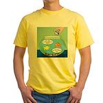 Filet of Fish Yellow T-Shirt
