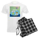 Filet of Fish Men's Light Pajamas