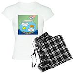 Filet of Fish Women's Light Pajamas